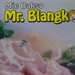 Photo taken at Mie Bakso Mr. Blangkon by eric s. on 9/7/2014