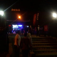 Photo taken at Nasrec Expo Centre by Felipe A. on 5/9/2015