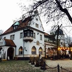 Photo taken at Jagdschloss Grunewald by Patrick W. on 12/6/2014