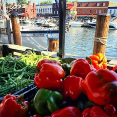 Photo taken at Annapolis Farmers Market by Jamie G. on 8/16/2015