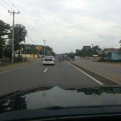 Photo taken at Jl Pantura Perbatasan Subang_Karawang by arief v. on 2/16/2013