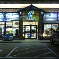 Photo taken at Clark's by Gena W. on 10/28/2012