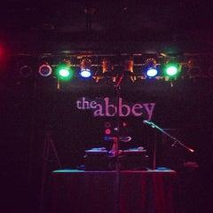 Photo taken at Abbey Pub by Erik W. on 3/23/2013