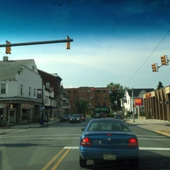 Photo taken at Slatington Pa by Julie . on 6/24/2013