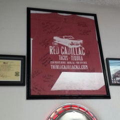 Photo taken at The Red Cadillac by J.d. B. on 6/14/2013