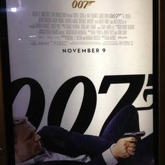 Photo taken at Center Cinema 5 by T2 K. on 11/10/2012