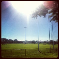 Photo taken at Zillmere Sports Club by Anai L. on 4/20/2013