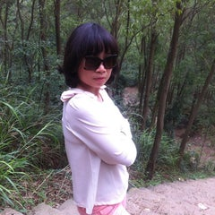 Photo taken at Đền Sóc by Anna on 4/7/2013