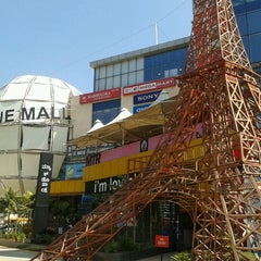 Photo taken at The Forum Value Mall by Arpan B. on 11/19/2012