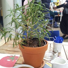 Photo taken at Carluccio's by Ann M. on 10/1/2012