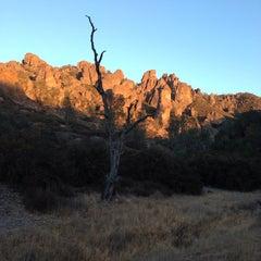 Photo taken at Pinnacles National Park by Robert G. on 9/28/2013