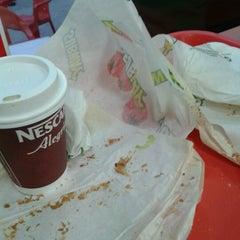 Photo taken at Subway by Felipe B. on 11/13/2012
