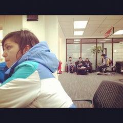 Photo taken at BancoEstado by Camila on 10/8/2012