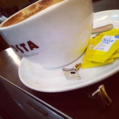 Photo taken at Costa Coffee by Himanshu K. on 2/27/2014