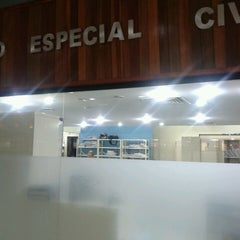 Photo taken at XVI Juizado Especial Cível by Lucia C. on 12/3/2013