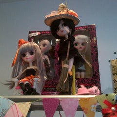 Photo taken at Jolie Doll by Maria on 10/13/2012