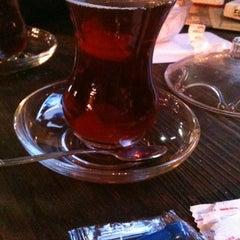 Photo taken at Korcan Aile Çay Bahçesi by Betul on 1/6/2013