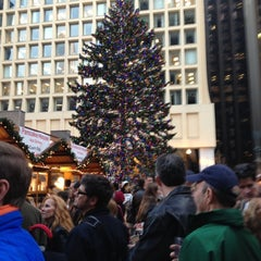 Photo taken at Richard J. Daley Center by Gina on 11/21/2012