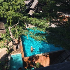 Photo taken at Rainforest Boutique Hotel Chiang Mai by Prapatsorn J. on 12/6/2014