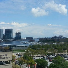Photo taken at Sheraton Inner Harbor Hotel by Mike D. on 8/19/2015