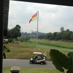 Photo taken at Seri Selangor Golf Club by ak y. on 7/8/2013