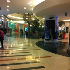 Photo taken at Centro Commerciale Roma Est by Luca on 10/16/2012
