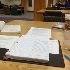 Photo taken at Tarleton State University - Dick Smith Library by Molly on 10/2/2012