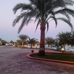 Photo taken at Sonesta Pharaoh Beach Resort by Mostafa A. on 1/8/2013