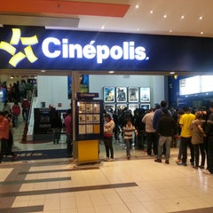 Photo taken at Cinépolis by Giovanni C. on 6/10/2013