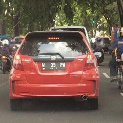 Photo taken at Jalan Jend. Ahmad Yani by Rudolf on 11/28/2014