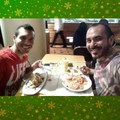 Photo taken at Crepes & Waffles by Jose S. on 12/29/2014
