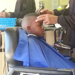 Photo taken at Furious Styles Barber Shop by JBfactory on 11/1/2012