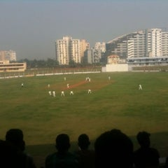 Photo taken at Lalbhai Contractor Stadium by Pranay on 11/7/2013