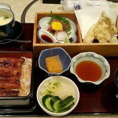 Photo taken at うなぎ和食 味乃宮川 by Ardhika V. on 7/17/2015