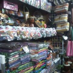 Photo taken at Pasar Kraftangan (Handicraft Market) by Izzul A. on 5/13/2013