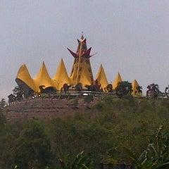 Photo taken at Kota Bandar Lampung by Shelly S. on 10/25/2012