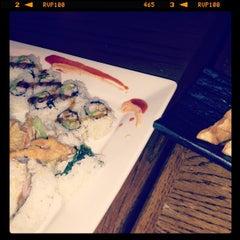 Photo taken at Samurai Sushi by Erica H. on 3/8/2013
