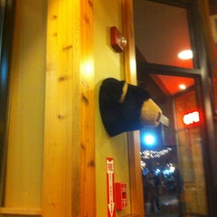 Photo taken at Caribou Coffee by Jon on 1/5/2013