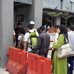 Photo taken at Kedutaan Besar Republik Indonesia by Noraini A. on 8/6/2014