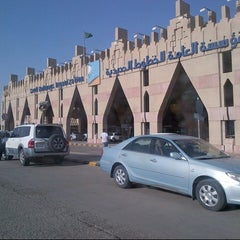 Photo taken at محطة قطار الرياض Riyadh Railway Station by Usman B. on 4/8/2013