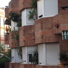Photo taken at ApartHotel - BCN Montjuic by Zhanna T. on 7/3/2014