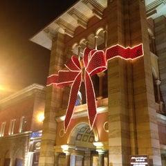 Photo taken at Mercato Mall مركز ميركاتو by ATP on 12/12/2012