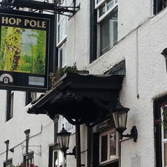 Photo taken at Hop Pole by Andrew H. on 10/13/2012