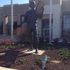 Photo taken at ISAT-CS Building by Jessie on 4/10/2014