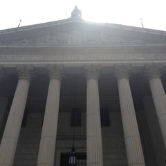 Photo taken at New York Supreme Court by Chris on 6/8/2013