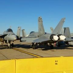 Photo taken at Marine Corps Air Station Miramar by Hiroki T. on 10/14/2012