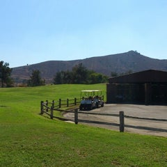 Photo taken at Eagle Crest Golf Course by Hiroki T. on 10/13/2012