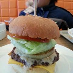Photo taken at W Burger by 기선 차. on 12/25/2012