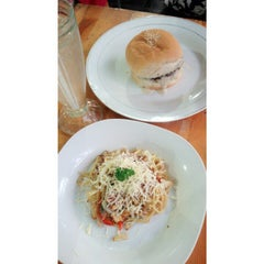 Photo taken at Gaboh Grill Burger by Thatagg M. on 6/7/2015