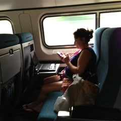 Photo taken at Amtrak 137 by Chris L. on 7/1/2013